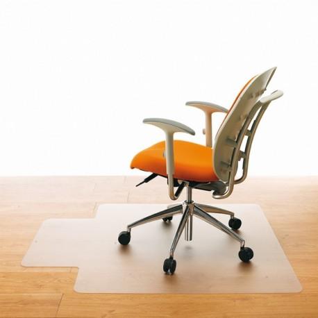 Alfombras protectoras para suelos duros - Protector de suelo para sillas ...