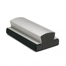 Borrador de aluminio